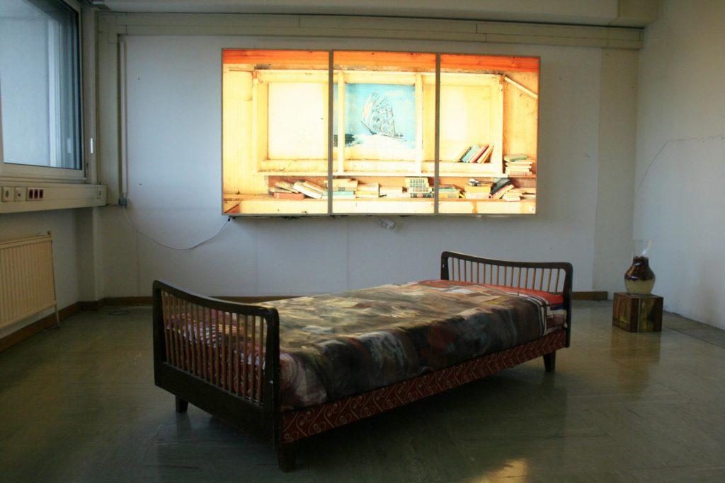 Ausstellungsansicht room 0228 (Parallelvienna 2014)