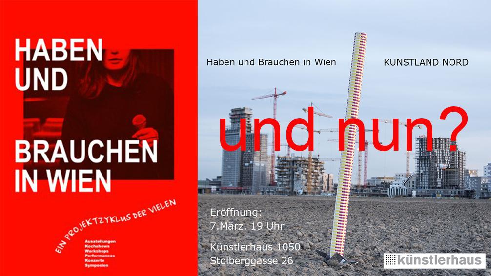 Kunstland Nord - und nun?